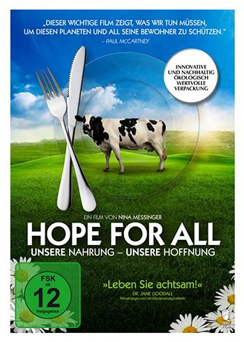 Hope for All dvd